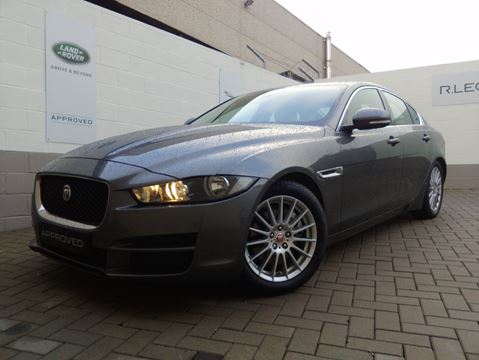 Jaguar XE 2.0 D Prestige E-Performance