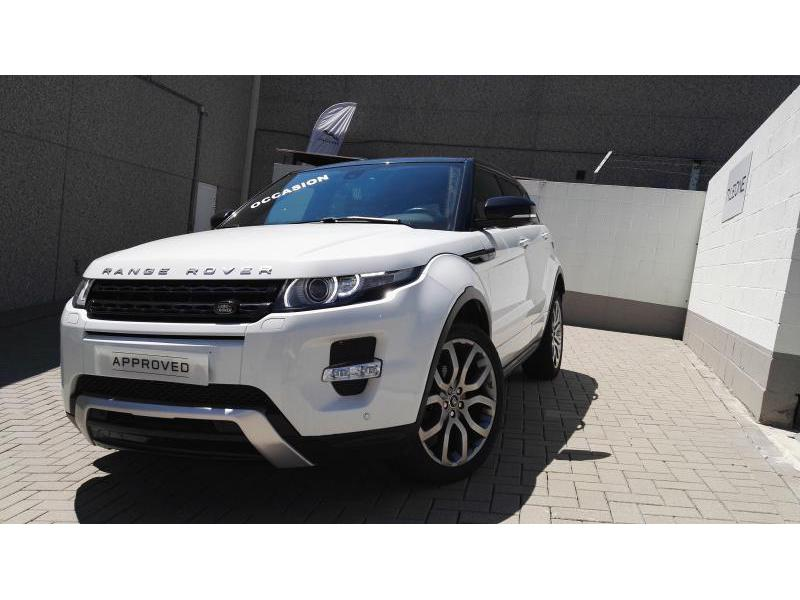 Land Rover Range Rover Evoque Dynamic