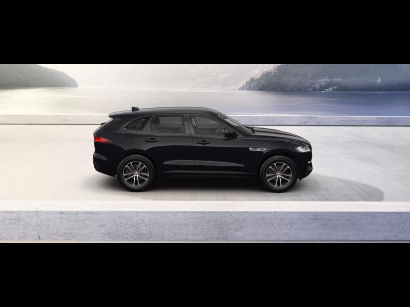 Jaguar F-Pace R-Sport Limited Edition