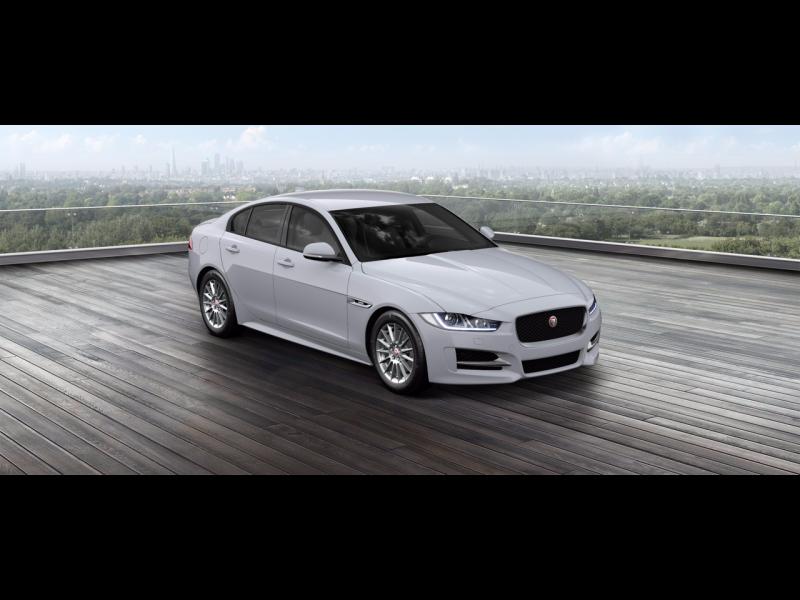 Jaguar XE R-sport Business Edition