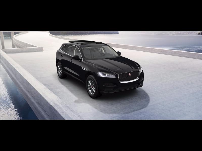 Jaguar F-Pace Portfolio
