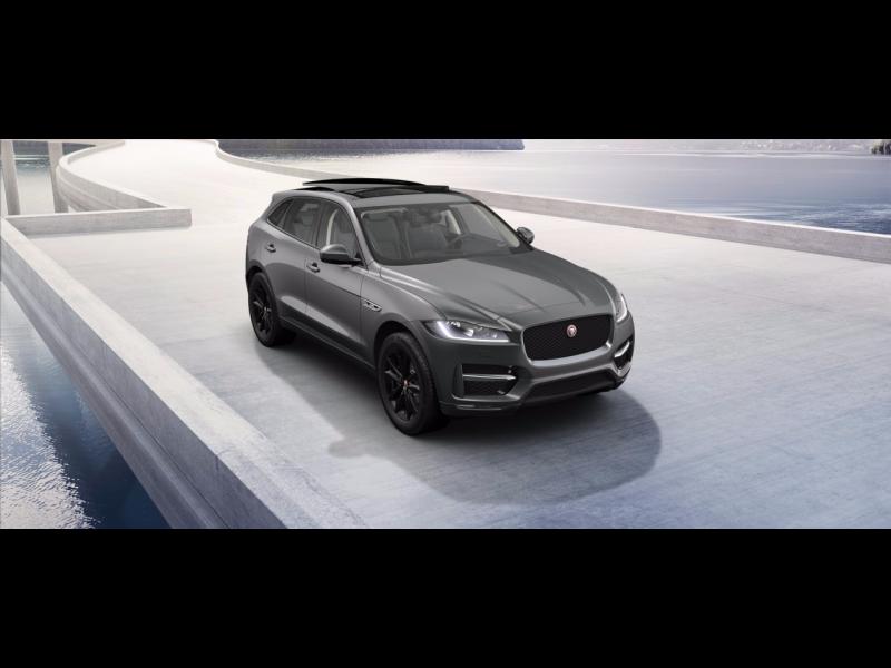 Jaguar F-Pace R-SPORT AUT 4X4 2.0L 180CH