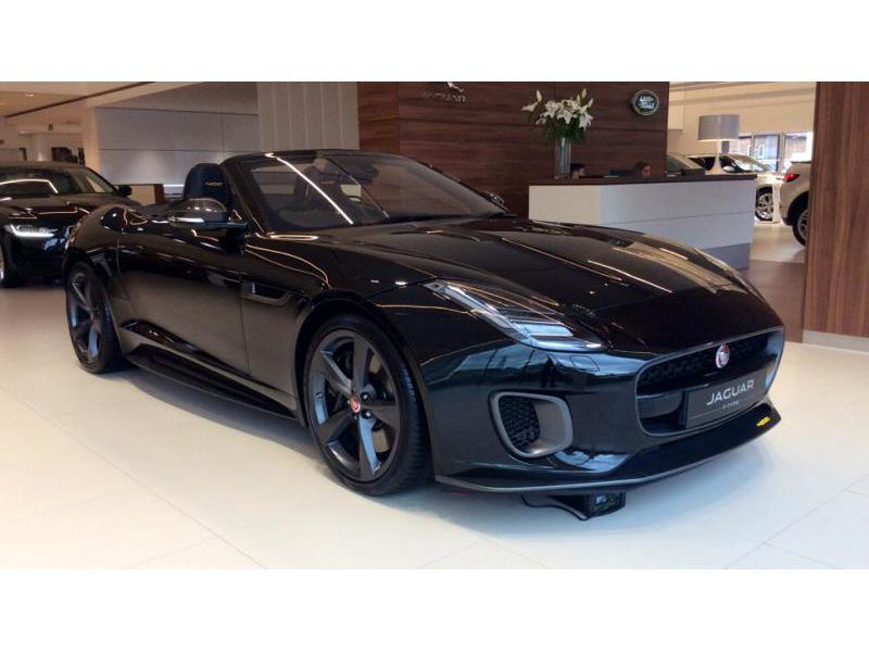 Jaguar F-Type 400