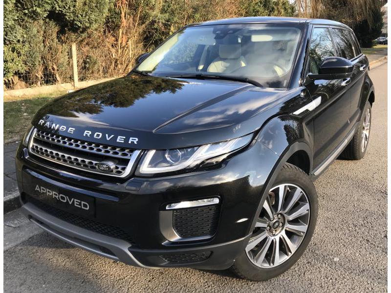 Land Rover Range Rover Evoque 2.0 150 CV HSE