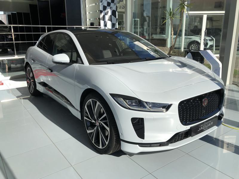 Jaguar I-Pace DE