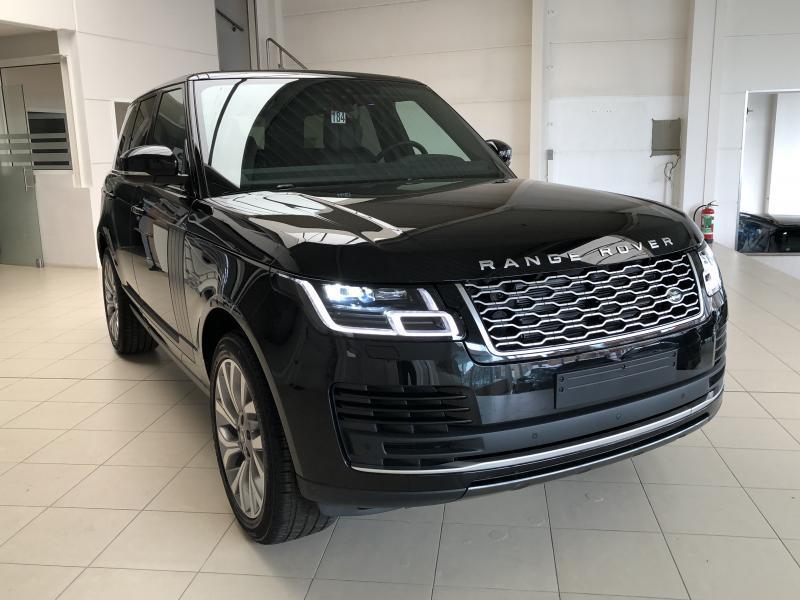 Land Rover Range Rover Vogue  demo car like new