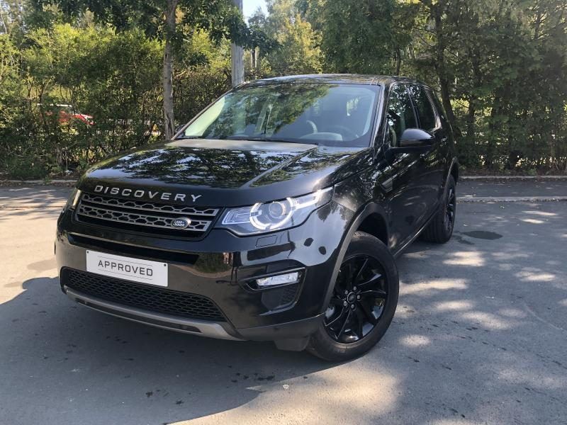 Land Rover Discovery Sport Sport SE