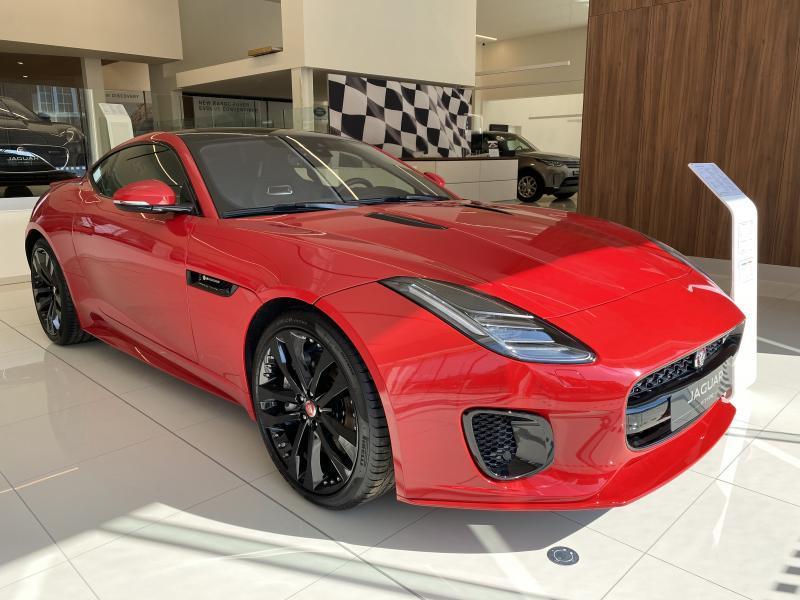 Jaguar F-Type R-Dynamic  *****AVANTAGE client -29 %*****