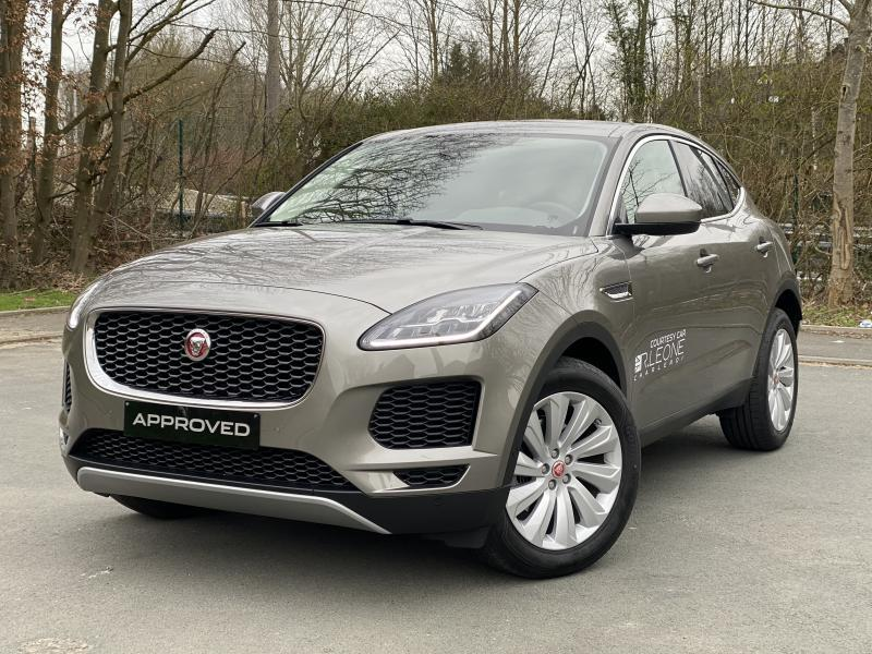 Jaguar E-Pace SE           Disponible le 30/06/2020