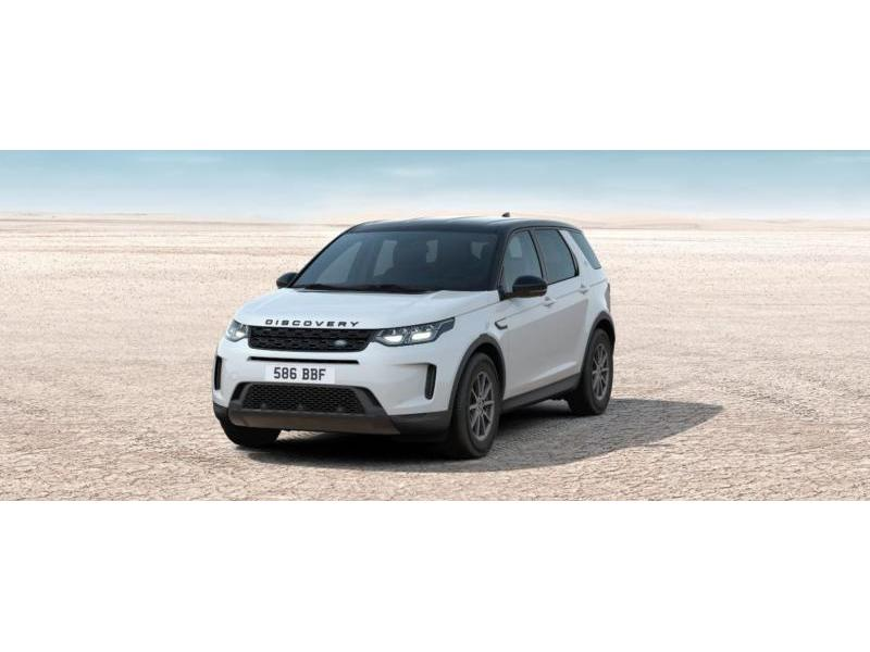 Land Rover Discovery Sport .