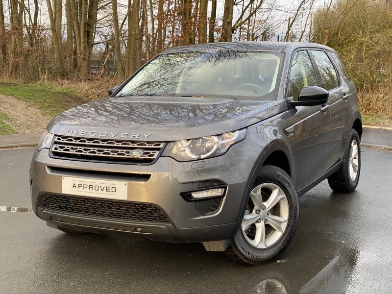 Land Rover Discovery Sport Array