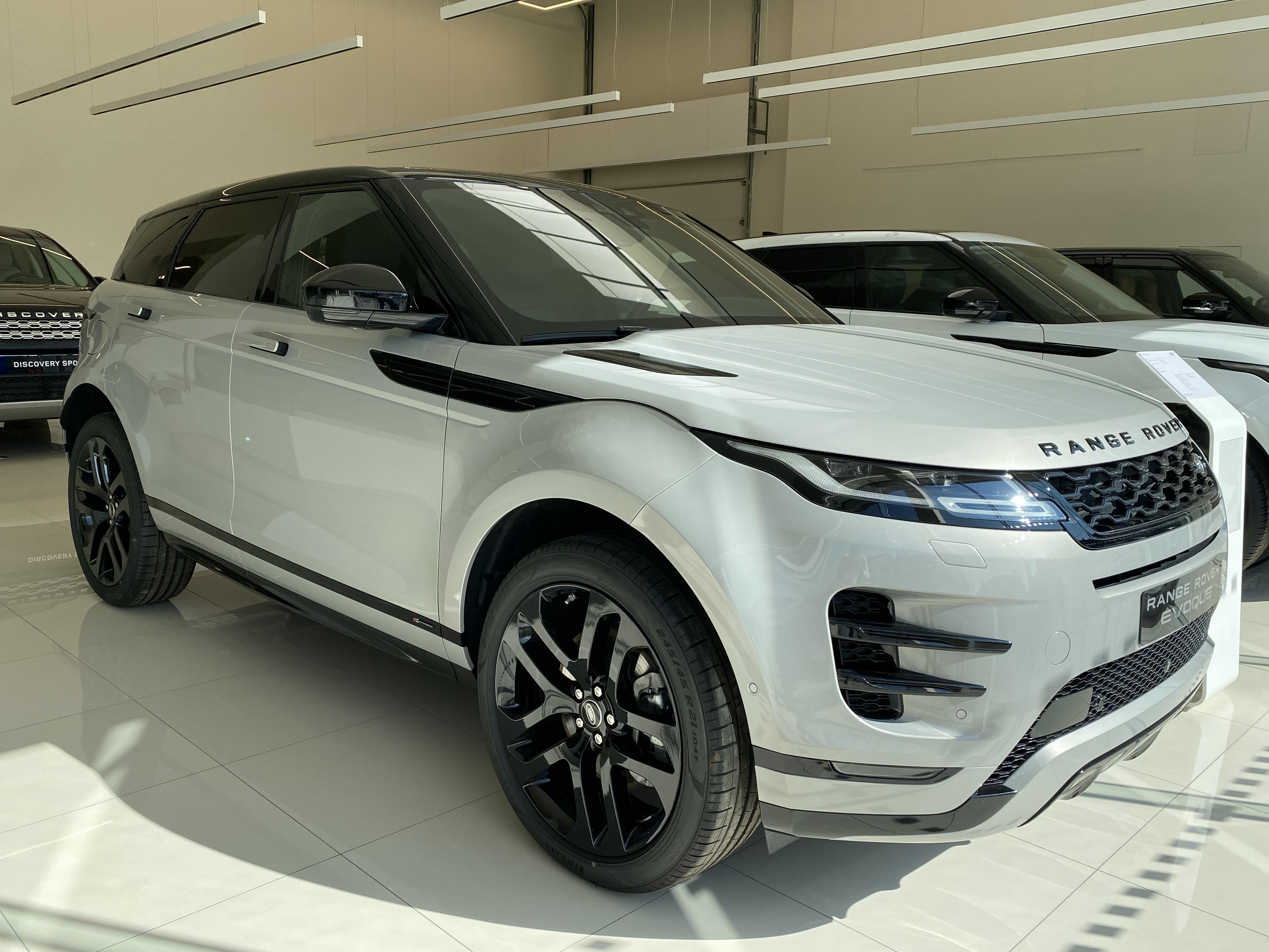 Land Rover Range Rover Evoque R-Dynamic HSE