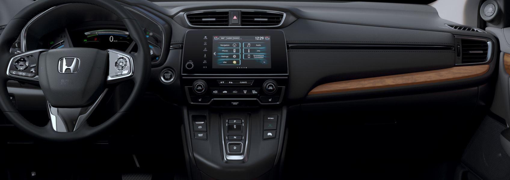 Honda CR-V Lifestyle Hybride