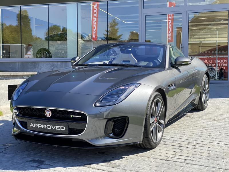 Jaguar F-Type R-Dynamic !!like new!!