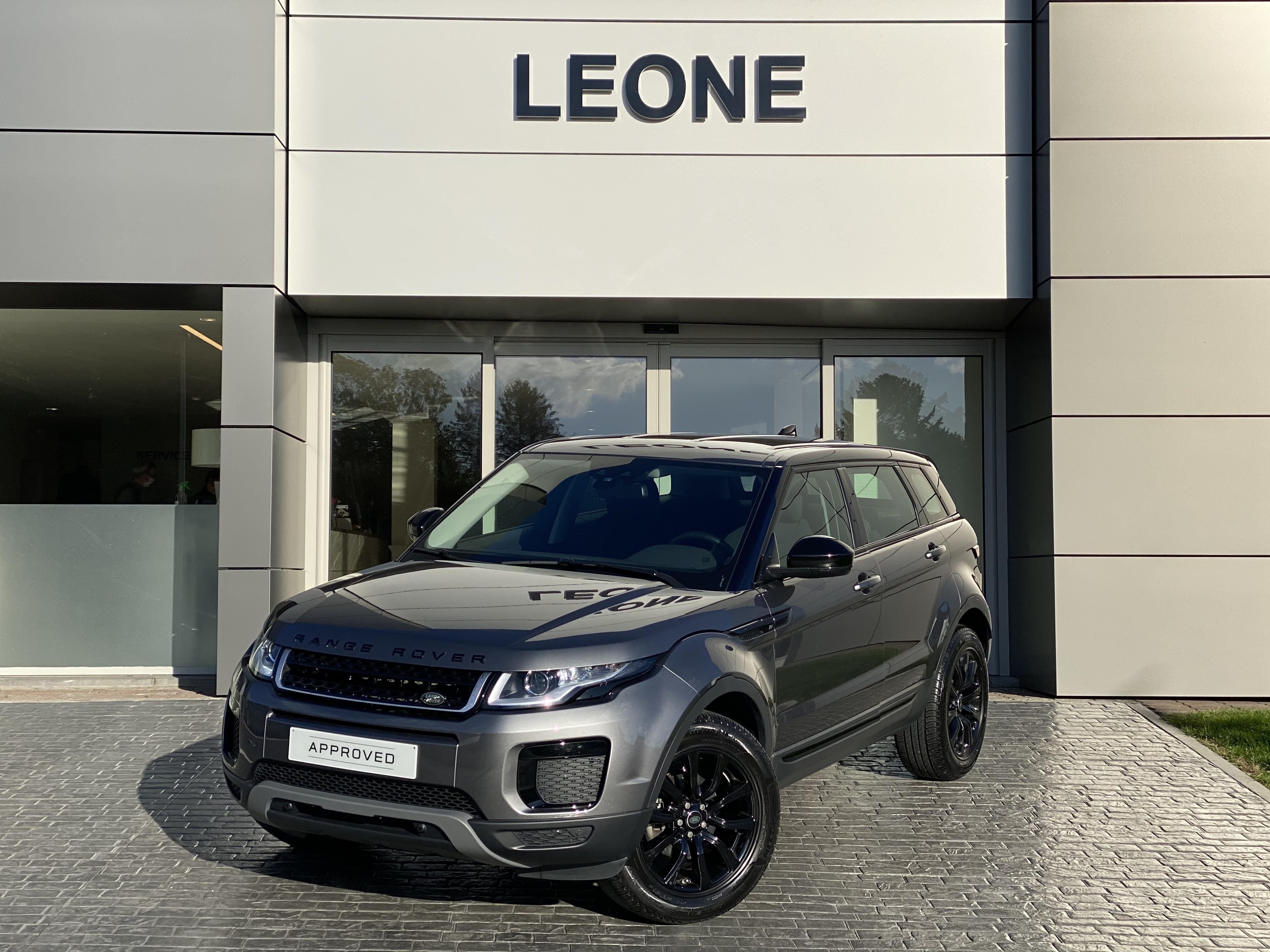 Land Rover Range Rover Evoque Ultimate Version