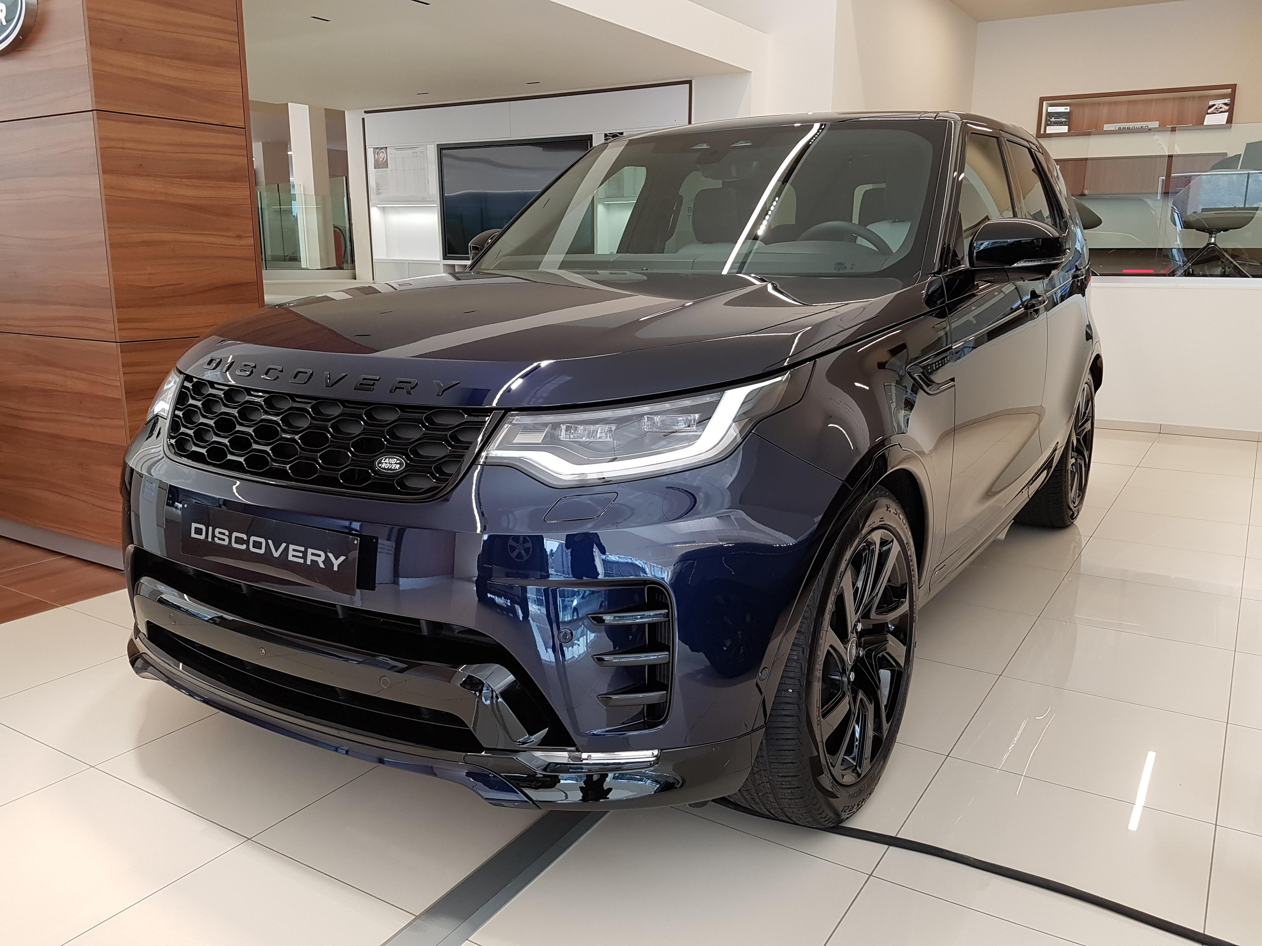 Land Rover Discovery R-Dynamic S