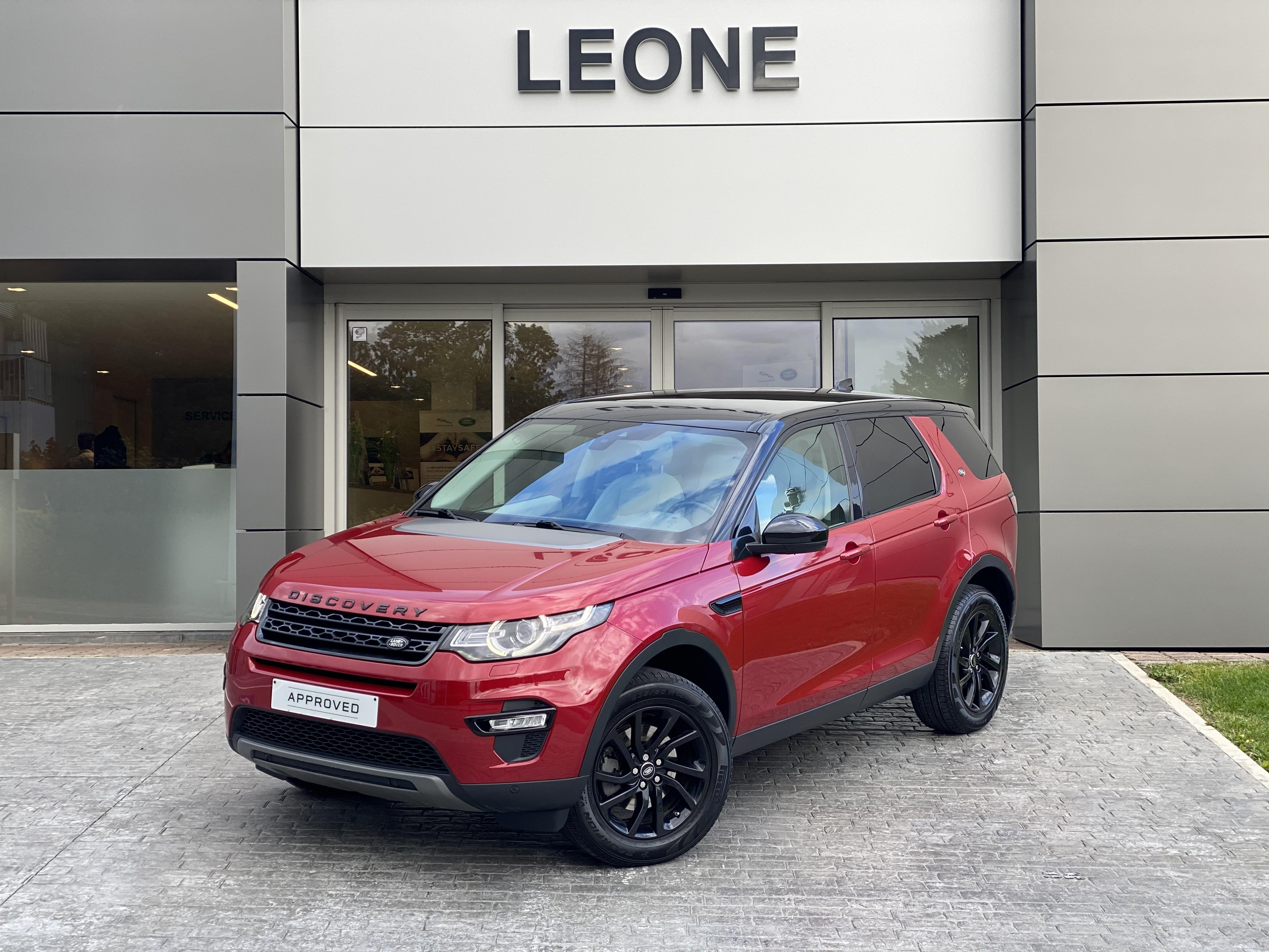 Land Rover Discovery Sport S   Garantie 24 mois