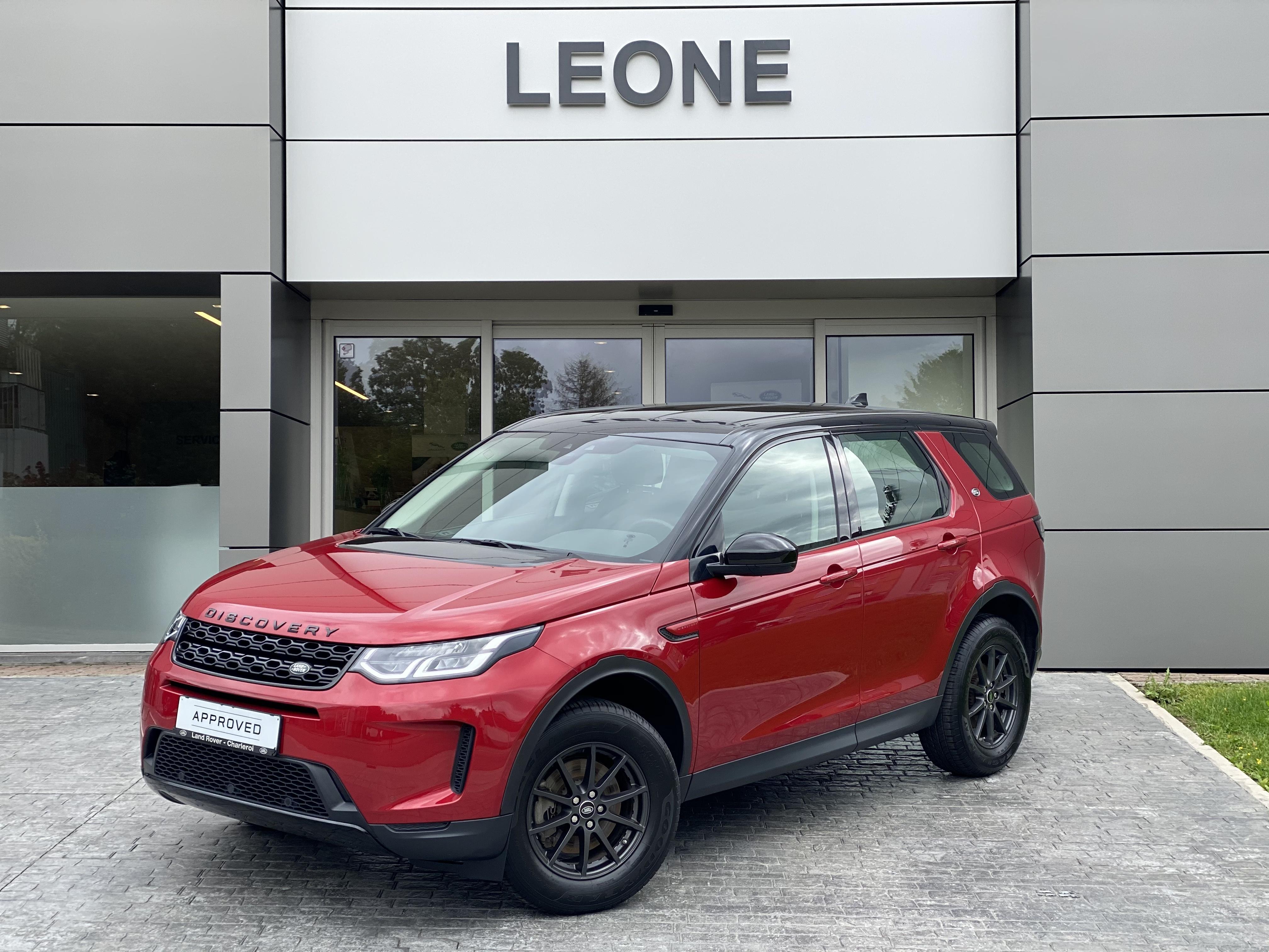 Land Rover Discovery Sport Garantie 24 mois